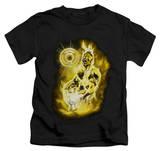 Juvenile: Green Lantern - Sinestro Nebula T-Shirt