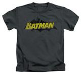Juvenile: Batman - Classic Comic Logo T-Shirt