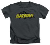 Youth: Batman - Classic Comic Logo T-Shirt