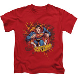 Juvenile: Superman - Sorry About The Wall Shirt
