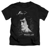 Juvenile: Bruce Lee - In Your Face T-shirts