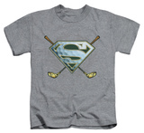 Youth: Superman - Fore! T-Shirt