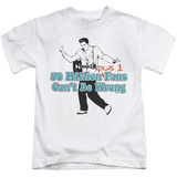 Youth: Elvis Presley - 50 Million Fans Plus 1 T-Shirt