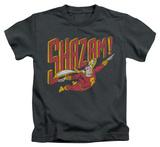 Juvenile: Shazam! - Retro Marvel T-shirts