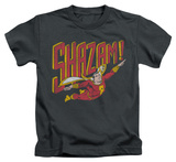 Juvenile: Shazam! - Retro Marvel T-Shirt