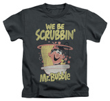 Juvenile: Mr Bubble - Scrubbin T-shirts