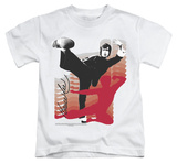 Juvenile: Bruce Lee - Kick It T-shirts