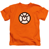 Juvenile: Green Lantern - Agent Orange T-shirts