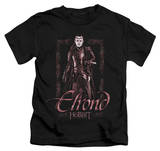 Juvenile: The Hobbit: An Unexpected Journey - Elrond Stare T-Shirt