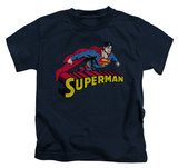 Youth: Superman - Flying Over T-shirts