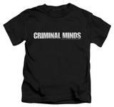 Juvenile: Criminal Minds - Logo T-shirts