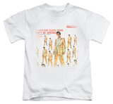 Juvenile: Elvis Presley - 50 Million Fans T-Shirt