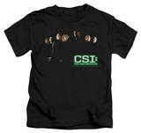 Juvenile: CSI - Shadow Cast T-shirts