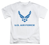 Juvenile: Air Force - Distressed Logo T-shirts