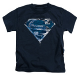 Youth: Superman - Water Shield T-Shirt