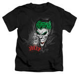 Juvenile: Batman - Joker Sprays The City T-Shirt