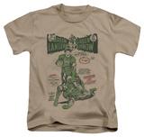 Juvenile: Green Lantern - Beware My Power Shirts