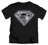 Juvenile: Superman - Bling Shield Shirts
