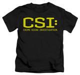Youth: CSI - Logo T-shirts