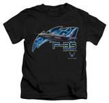 Juvenile: Air Force - F35 T-Shirt