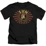 Youth: Sun Records - Sun Ray Rooster T-Shirt