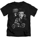 Youth: Elvis Presley - The King Rides Again T-Shirt