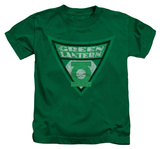Youth: Batman The Brave and the Bold - Green Lantern Shield T-Shirt
