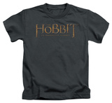 Juvenile: The Hobbit: An Unexpected Journey - Distressed Logo Shirts