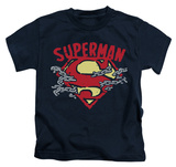 Youth: Superman - Chain Breaking T-Shirt