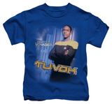 Juvenile: Star Trek - Tuvok Shirt