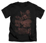 Youth: Superman - Somber Power Shirts
