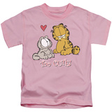 Youth: Garfield - Too Cute T-shirts