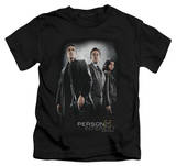 Youth: Person Of Interest - Cast T-Shirt