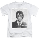Juvenile: Elvis Presley - Framed T-Shirt