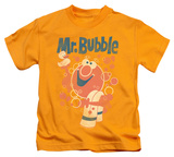 Youth: Mr Bubble - Towel And Duckie Shirts