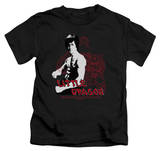 Juvenile: Bruce Lee - Little Dragon T-Shirt