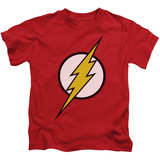 Youth: The Flash - Flash Logo Shirts