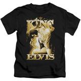 Juvenile: Elvis Presley - The King T-shirts