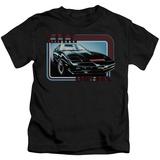 Juvenile: Knight Rider - Kitt T-shirts