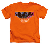 Youth: Charlie's Angels - Tricolor Angels Shirts