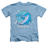 Youth: Dolphin Tale - Swimming T-shirts