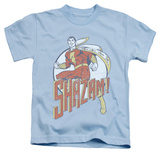 Youth: Shazam! - Stepping Out T-shirts