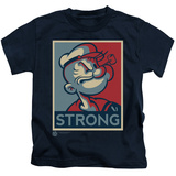 Youth: Popeye - Strong Shirts