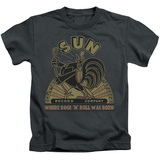 Youth: Sun Records - Sun Rooster T-shirts