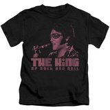 Youth: Elvis Presley - The King T-shirts