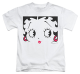 Youth: Betty Boop - Close Up T-shirts