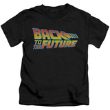 Juvenile: Back To The Future - Logo T-shirts