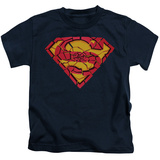 Youth: Superman - Shattered Shield T-Shirt