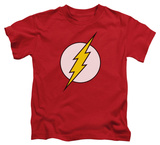Juvenile: The Flash - Flash Logo T-shirts