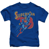 Youth: Superman - Life Like Action T-Shirt